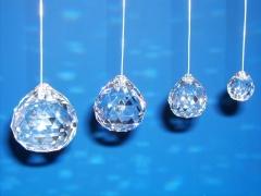 Hochbleikristallkugel 40 mm